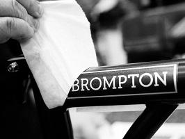 brompton factory tour quality control