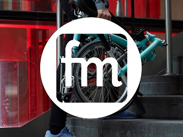 folding bike fm logo