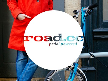 road cc folding bike logo